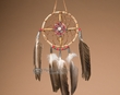 Native American Navajo Medicine Wheel 4""