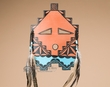 "Native American Pottery Mask 7.5"" -Acoma Indian  (nap426)"