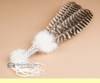 Native American Prayer Smudging Fan -Cherokee  (f16)