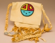 "Native American Pueblo Medicine Bag 5"" -Navajo (31)"