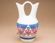 "Native American Wedding Vase 10"" -Sioux  (p616)"