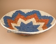 "Native American Style Basket 19.5""x5""  (a30)"