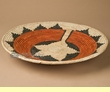 "Native American Style Basket 14"" a7"