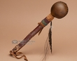 "Native American Tree Branch Rawide Rattle 12"" -Navajo (155)"