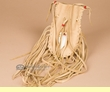 "Native American Tsaligi Indian Medicine Bag 7"" -Saddle  (b83)"
