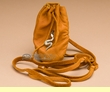 "Cherokee Indian Deerskin Medicine Bag 3"" -Snake  (b34)"