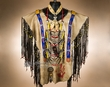 Native American War Shirt -Creek Indian  (ws4)