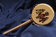 "Native Hoop Drum Spinner Rattle 9"" -Kachina (179)"