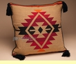 Native Southwest Throw Pillow Cover 18x18 -Yavapai (p23)