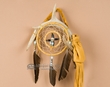 Antler Dreamcatcher Medicine Wheel  (dc6-59)