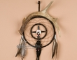 Navajo Deer Antler Medicine Wheel Dream Catcher (7)