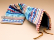 "Navajo Indian Flute Bag 20""  -Geometric  (f36)"