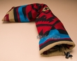 "Southwest Native Design Flute Bag 24"" -Cochiti Pattern  (f33)"