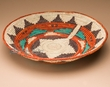 "Navajo Indian Style Basket 14""  (a12)"