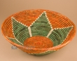 "Navajo Indian Style Basket 14.5""x4.5""  (a12)"