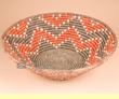"Navajo Indian Style Basket 15""  a13"