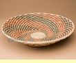 "Navajo Indian Style Basket 15""x3""  a9"