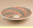 "Navajo Indian Style Basket 15""  (a11)"