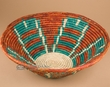 "Navajo Indian Style Basket 14.5""x5""  (a11)"