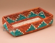 "Navajo Indian Style Basket 9"" (a14)"