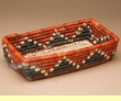 "Navajo Indian Style Basket 10""  (5)"
