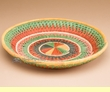 "Navajo Indian Style Woven Basket 13.5"" (a14)"