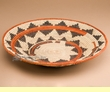"""Navajo Indian Style Basket 13.5""""  (a12)"""
