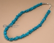 "Navajo Indian Beaded Necklace 18""  (124)"