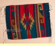"Oaxaca Wool Zapotec Place Mat 16""x20"" (an)"
