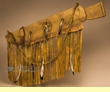 "Old Style Native American Rifle Case 50"" -Navajo  (rc3)"