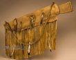 "Old Style Native American Rifle Case 42"" -Navajo  (rc3)"