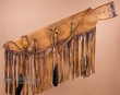 """Old Style Native American Rifle Case 42"""" -Navajo  (rc3)"""