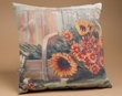 "Outdoor Climaweave Pillow 20"" -Harvest Moon"