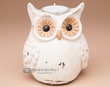 Southwest Candle Holder -Owl  (ch21)