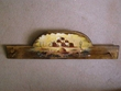 Painted Western Coat Hat Rack - Pueblo