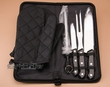 7 Piece Chef Knives -Carving Set  (k6)