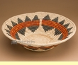 "Pueblo Indian Style Basket 15""x4""  (a50)"