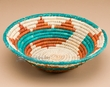 Pueblo Indian Style Basket 10x3 (a19)