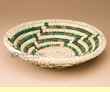 "Pueblo Indian Style Basket 8.5""  (a46)"
