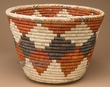 "Pueblo Indian Style Planter Basket  12.5x9"" (a40)"