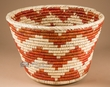 "Pueblo Indian Style Planter Basket  11x9"" (a40)"