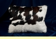 Ranch Cowhide Pillow  12x18  (P12)
