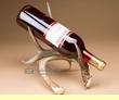 Real Deer Antler Home Wine Rack  (wr3)