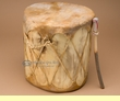 "Real Rawhide Drum For Drumming Circles 12""x12""  (pd15)"