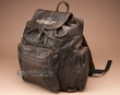 Rustic Distressed Leather Back Pack -Mandalay Bay  (bp6)