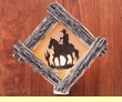 Rustic Southwestern Night Light -Cowboy  (7)