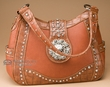Rustic Southwest or Western Designer Purse  (p470)