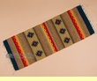 "Short Zapotec Table Runner 15""x40"" (b3)"