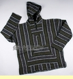 Soft Woven Baja Shirt Hoodie - Extra Large