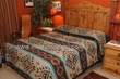 Southwest Bed Spread Queen Size -Santo Domingo